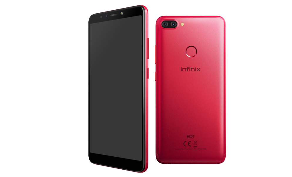 Infinix Unveils Hot 6 Pro The First Infinity Display Dual