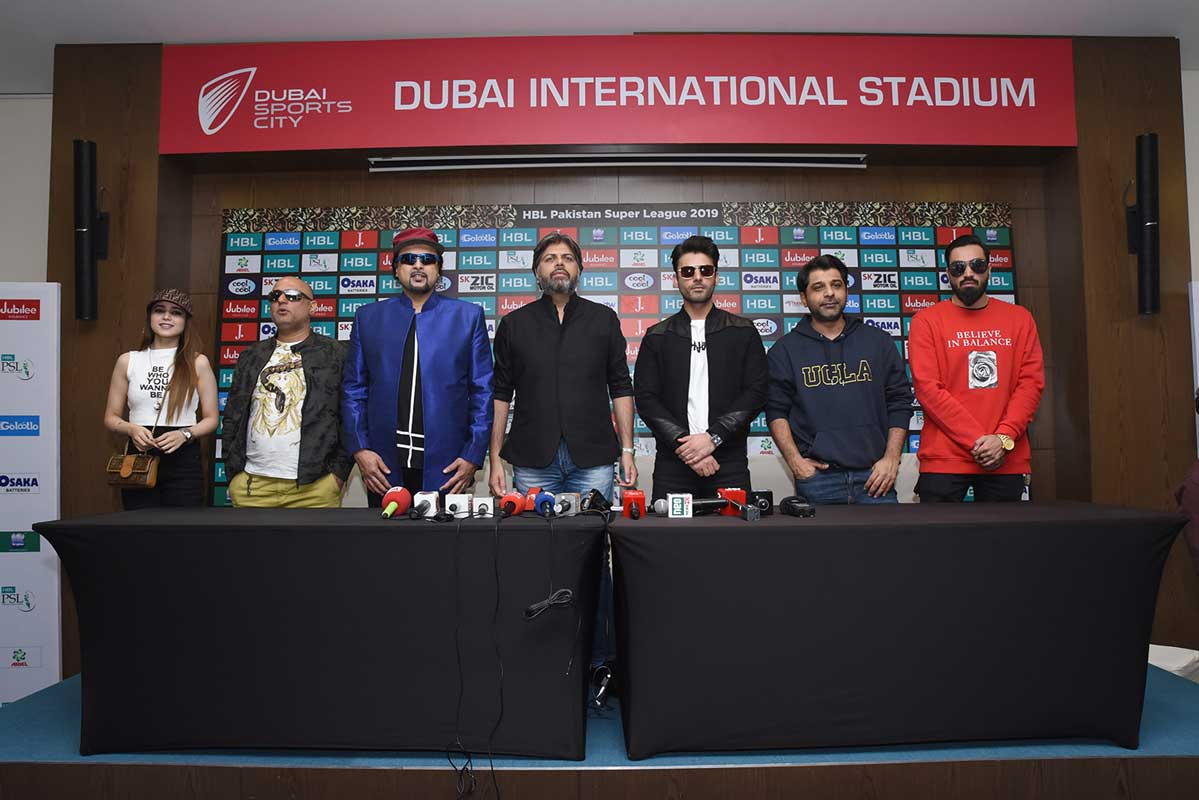 Pakistan Super League Opening ceremony performers speak to
