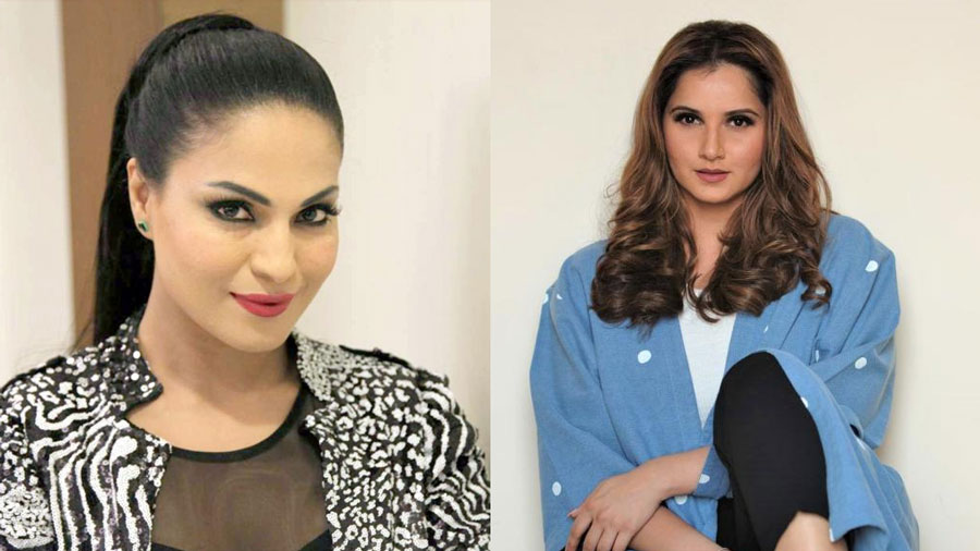 Sania Mirza responds to twitter attack from Veena Malik – Media Spring